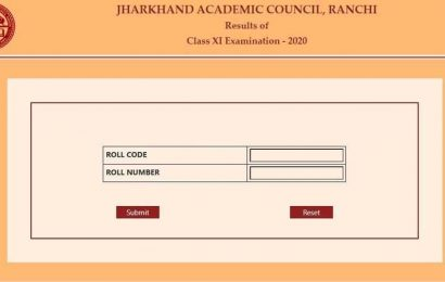 JAC 11th Result 2020: Jharkhand class 11 results declared, here's direct link to check