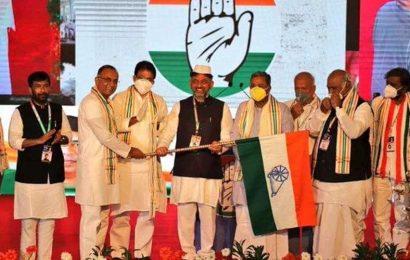 DK Shivakumar takes charge as Karnataka Congress president, ceremony on Zoom