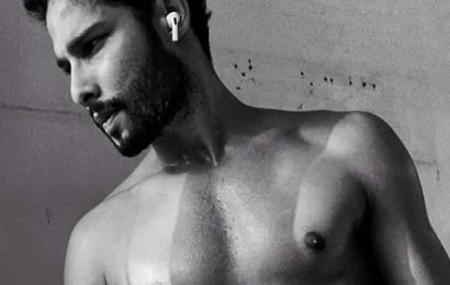 Gully Boy actor Siddhant Chaturvedi undergoes physical transformation, jokes about new look: 'Tera bhai bomb hai'