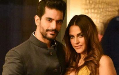 Angad Bedi reveals secret behind happy marriage with Neha Dhupia