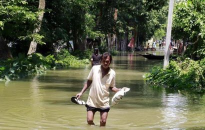 Over 25 lakh still affected in Assam floods; PM Modi takes stock of situation