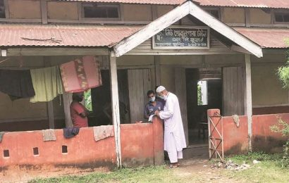In Assam's flood relief camps, tackling Covid comes as a new challenge