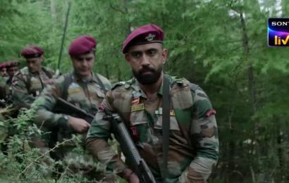 Avrodh trailer: Amit Sadh leads this web series on 2016 surgical strike