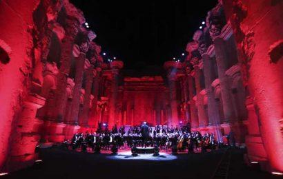 Lebanon holds Baalbek concert as message of hope despite virus, economic crisis