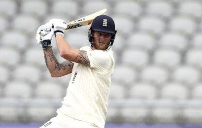 Watch: Ben Stokes hits an effortless no-follow-through six vs West Indies