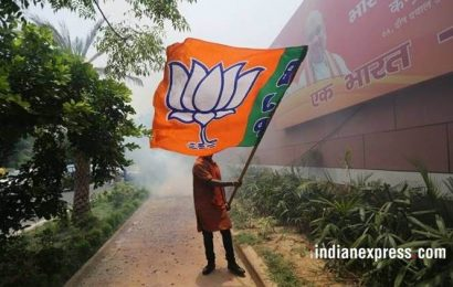 MP: Another Congress MLA resigns, joins BJP