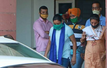 Punjab graft case: Inspector Jaswinder Kaur surrenders in CBI court, says she is innocent