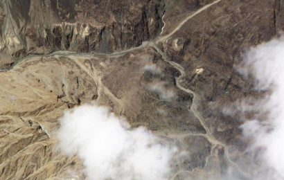 Chinese PLA's rear defences in Ladakh's Galwan valley face an icy challenge