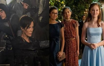 Netflix new arrivals this week: 'The Old Guard', 'The Baby-Sitters Club' and more