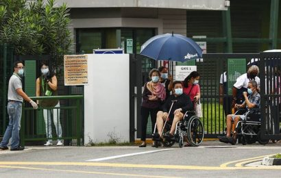 Global Coronavirus Updates, 10 July: Singapore polls underway amid pandemic; Australia reduces international flights by half