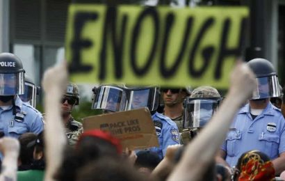 Protests erupt against police brutality in Pennsylvania