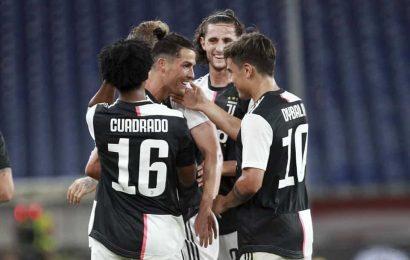 Serie A:Cristiano Ronaldo's rocket powers Juventus to 3-1 win at Genoa