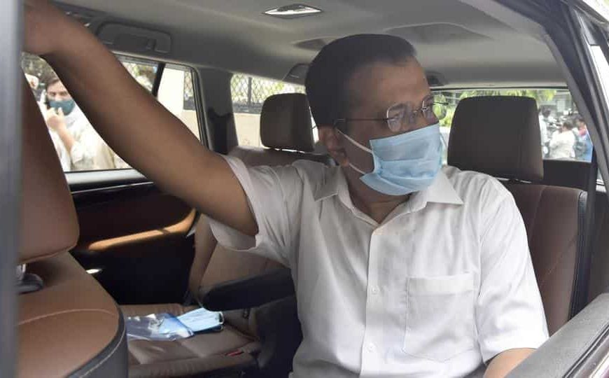 'More people getting cured at home': Kejriwal tweets on Covid-19 situation in Delhi