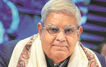 With invite for CM talks, Bengal Guv fires fresh salvo at govt: police acting in partisan manner