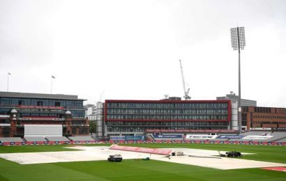 British colonised the world to find a place to play a Test match:Neesham's hilarious tweet on English rain has fans in splits