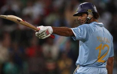 'Nobody remembers that': Yuvraj recalls the most important knock of 2007 World T20 final