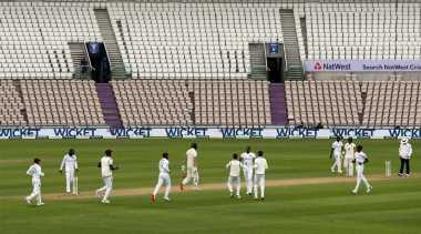 Ireland raise white-ball visibility concerns against light coloured seats at Ageas Bowl