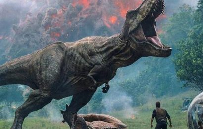 'Jurassic World: Dominion' resumes filming in the UK
