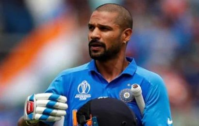 Shikhar Dhawan signs deal with IMG Reliance
