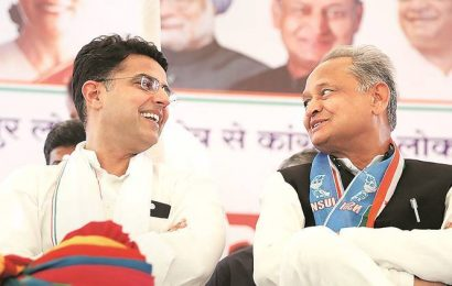 Rajasthan Government Crisis LIVE Updates: Congress legislative party meeting today as Pilot claims Gehlot govt in minority