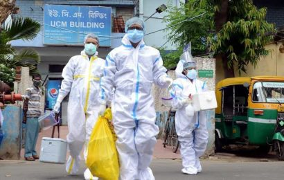 India must overcome the pandemic, security threat