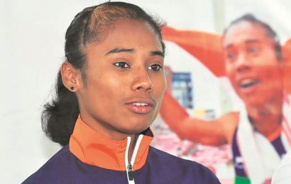 Hima Das not worried about qualifying for Olympics, does cycling and plays cricket