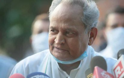 EDsummons Rajasthan CM Ashok Gehlot's brother, asks him to appear within 24 hours
