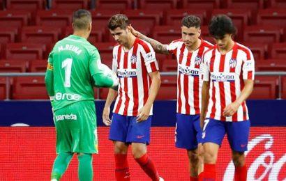 Morata double leads Atletico to 3-0 win over Mallorca in Liga