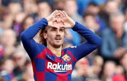 Griezmann likely to miss rest of Spanish league with injury