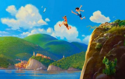 Pixar's next film is the gorgeous-looking Luca