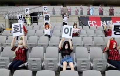 South Korea to allow fans back into baseball, soccer games