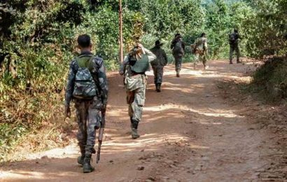 Four Maoists shot dead  in west Champaran: SSB