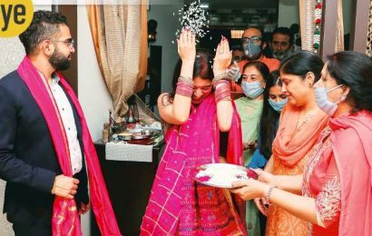 How the pandemic has shrunk the Big, Fat Indian wedding