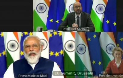 India-EU ties significant for peace and stability of world in view of present global situation: PM Modi