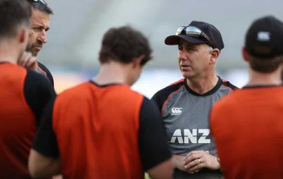 NZ coach Gary Stead terms his contract extension talks as 'positive'