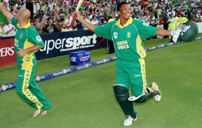 I was forever lonely at the time: Makhaya Ntini recalls racism in South Africa cricket