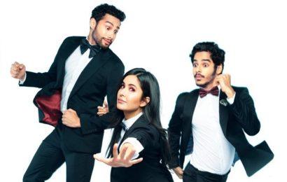 Phone Bhoot: Katrina Kaif, Siddhant Chaturvedi, Ishaan Khatter team up for horror-comedy