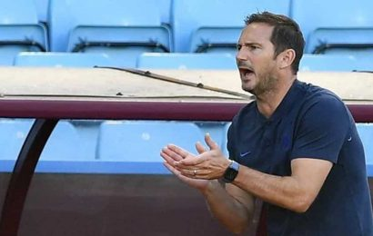 Frank Lampard wants 'collective sit-down' over VAR controversies
