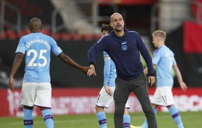 Pep Guardiola at a loss to explain Manchester City defeats