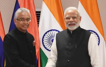 With Mauritius development package India aims to bring Indian Ocean states closer
