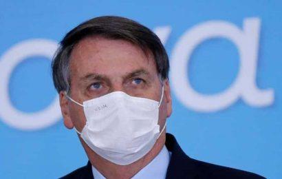 Brazilian Prez Bolsonaro now the 'poster boy' for dubious Covid treatment
