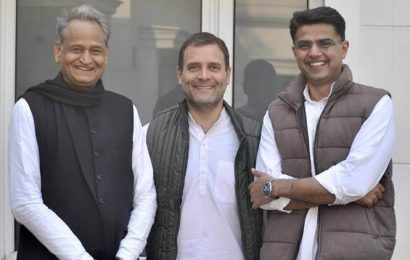 Cong's Jaipur tightrope: Party lets Gehlot show strength, reaches out to placate Pilot