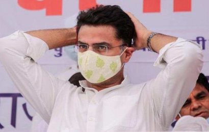 Rajasthan political crisis: Sachin Pilot-led Congress camp releases video showing 16 MLAs sitting together