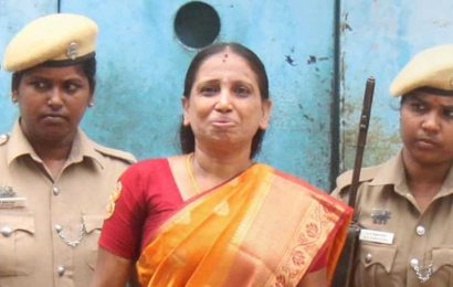 Rajiv Gandhi assassination case convict Nalini threatens to kill herself in prison: Reports