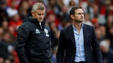 Ole Gunnar Solskjaer hits back at Frank Lampard over VAR narrative