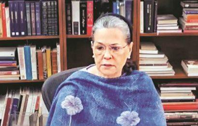 Sonia Gandhi admitted to Sir Ganga Ram Hospital, to undergo routine tests