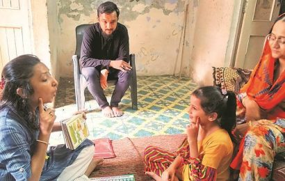 Teachers come home as Ahmedabad reaches out to special children