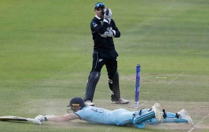 I thought for a split second we were dead and buried: Eoin Morgan on WC final