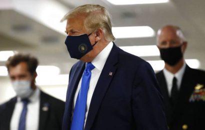 Donald Trump defends disproved COVID-19 treatment