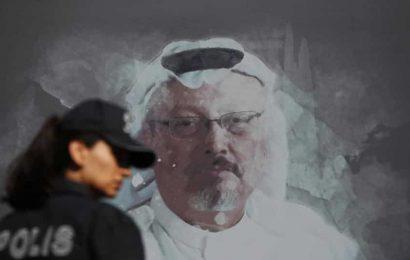 Khashoggi lured to his death through 'a great betrayal and deception', says fiancee